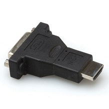Hosa Technology High Definition Video HDMI Male to DVI-D Female Adapter