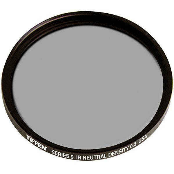Tiffen Series 9 Infrared Neutral Density (ND) Filters 0.3-1.2