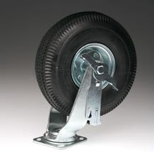 """10"""" Flatbuster Swivel Caster with Brake 79FB103A101TLB"""