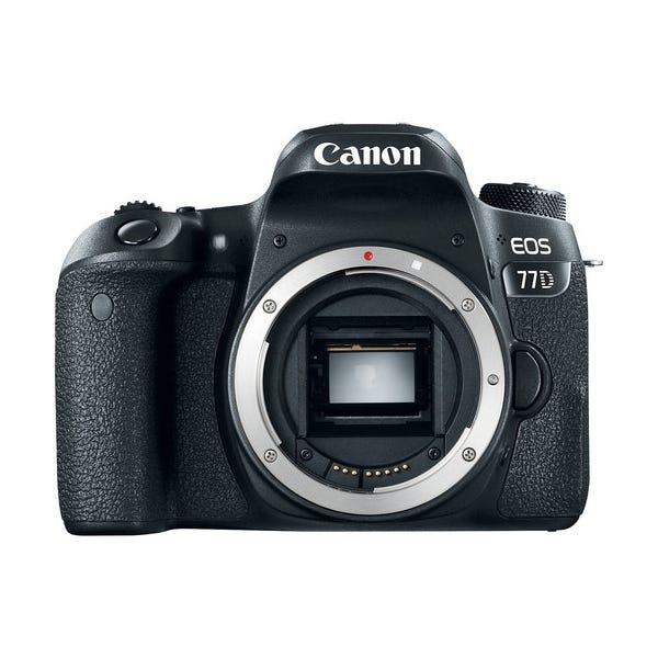 Canon EOS 77D DSLR Camera