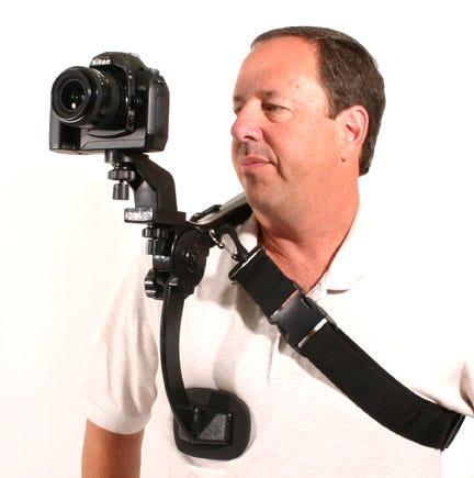 RPS Video Stabilizer with Padded Shoulder DL-0370