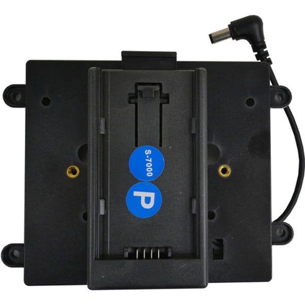 TV Logic 7.4V Battery Bracket for Panasonic BB-056P
