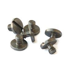 "Candreva USA 1/4""-20 Stainless Steel Low Head Tie-Down Screw JC1005"