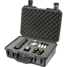 Pelican iM2300 Storm Case with Foam - Black