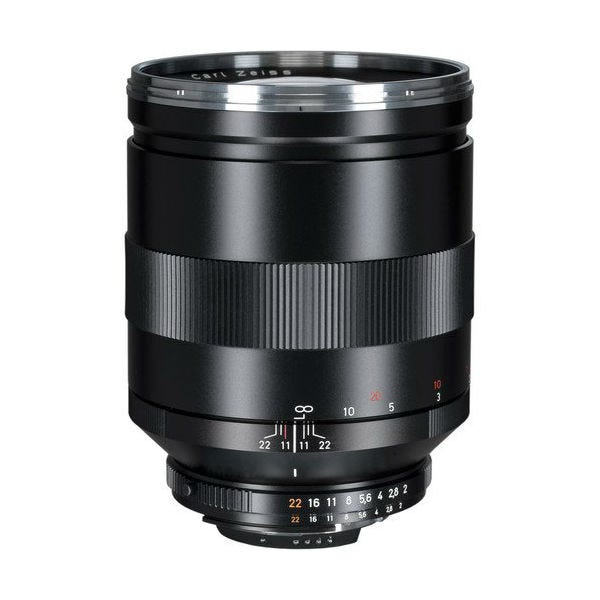 Zeiss 135mm f/2 Apo Sonnar T* ZF.2 Lens for Nikon F Mount