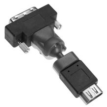 Hosa Technology High Definition HDMI Female to DVI-D Male Video Adapter