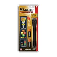 Maglite Mini LED SP2201H Flashlight, 2xAA Battery