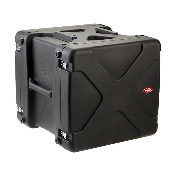 SKB 10U Roto Shock Rack ATA Case - 20""