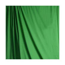 Savage Accent Solid Muslin Background (10 x 24', Chroma Green)