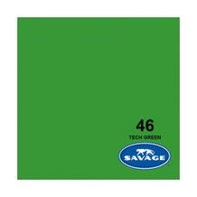 "Savage 46 53"" x 12 Yd Seamless Roll - Tech Green"