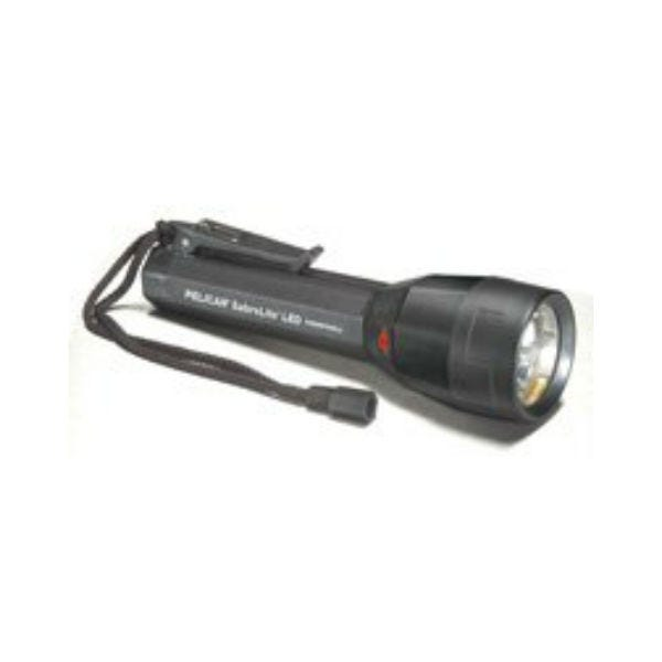 Pelican Sabrelite 2020 3 'C' LED Flashlight - Black