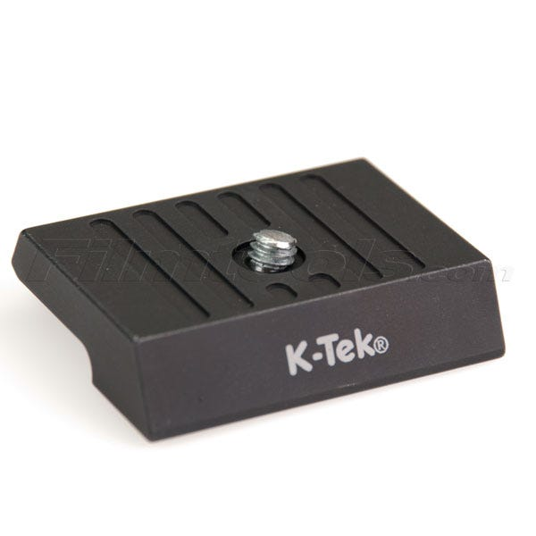 K-Tek KN3237 Norbert Camera Machined Dovetail Plate for Manfrotto 323