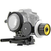 ikan ELE-GF-SBP EV2 DSLR Follow Focus Kit with Baseplate