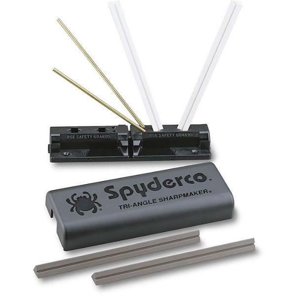 Spyderco 204MF Tri-Angle Sharpmaker Knife Sharpener Kit