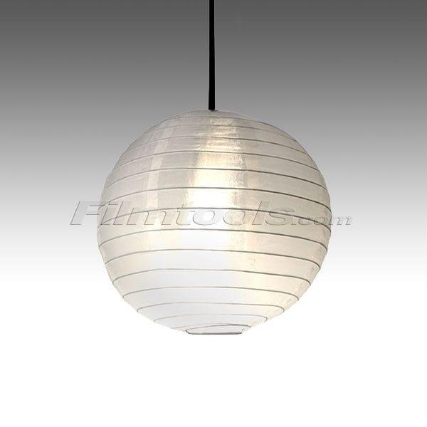 "Filmtools 12"" Faux Silk Chinese Lantern"
