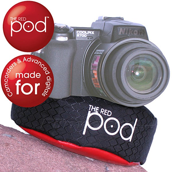 The RED Pod Bean Bag Camera Platform RE0017