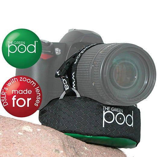 The Green Pod Bean Bag Camera Platform