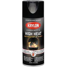 Krylon High Heat Black Spray Paint (Ground Only)