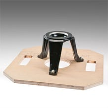 Filmtools Hi-Hat 100mm Bowl on Octagon Board