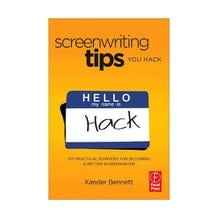 Screenwriting Tips, You Hack ISBN 9780240818245