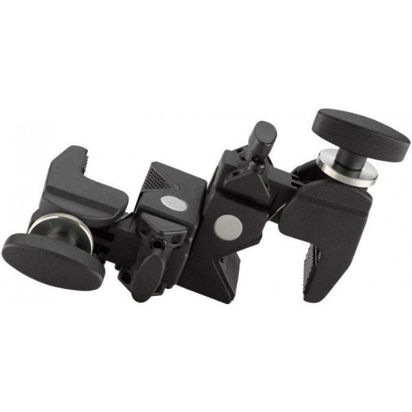 Kupo KG702311 Double Convi Clamp - Black