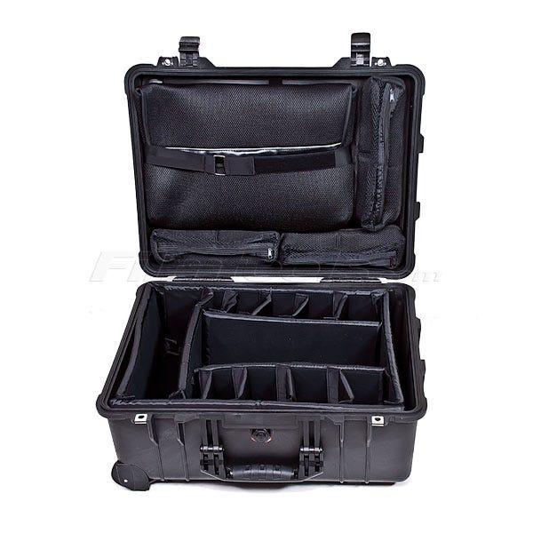 Pelican 1560SC Studio Case - Black