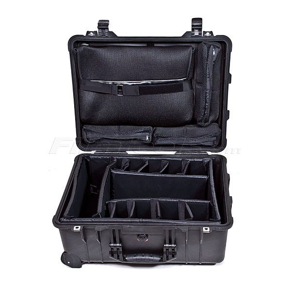 Pelican 1560SC Studio Case - Black