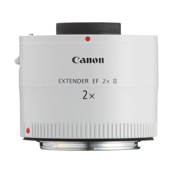 Canon Lens Extender EF 2X III for Select Canon EF Lenses