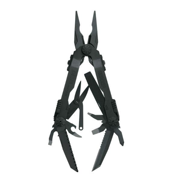 Gerber Diesel Multi-Plier Black, Sheath