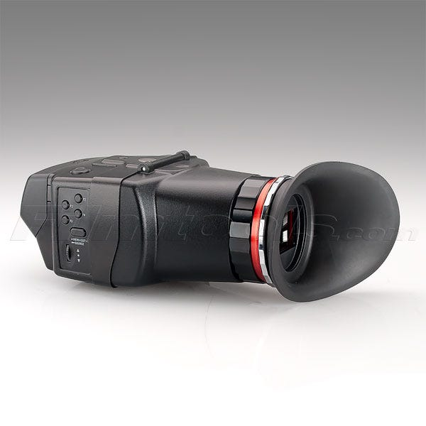Alphatron Electronic View Finder by TVLogic EVF-035W-3G