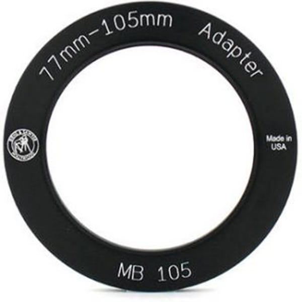 BirnsGear Mattebox Adapter Ring 77mm to 105mm