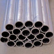 """1-1/4"""" Speed Rail T6 Aluminum 6'"""