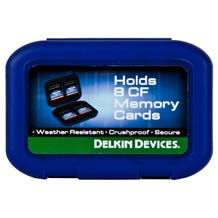Delkin DDACC-CF8 Compact Flash Memory Card Tote Case (8)