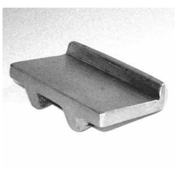 Matthews Studio Equipment Solid Brass Brake Plate for MT-1 #