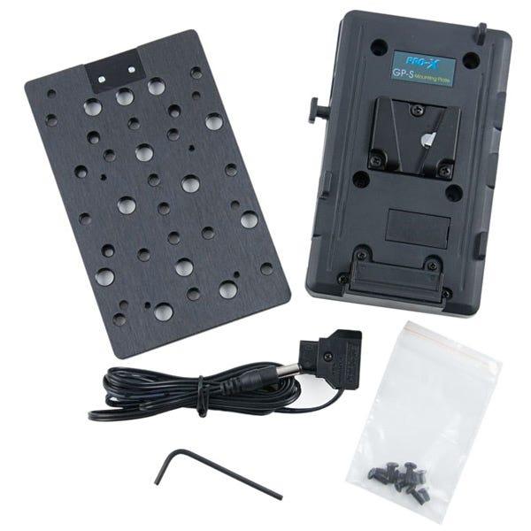 Rosco LitePad Loop™ V-Mount Battery Bracket