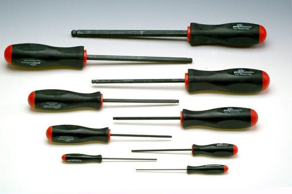 Bondhus 9-Piece Metric Balldriver Kit 10699