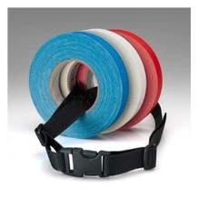 "Filmtools USA 1"" Pro-Gaff (Camera Tape) 3-Pack + Tape Strap Bundle - 1"" x 55 yards"