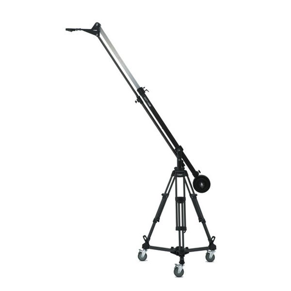 Libec Telescopic and Retractable Jib Arm, Tripod and Dolly