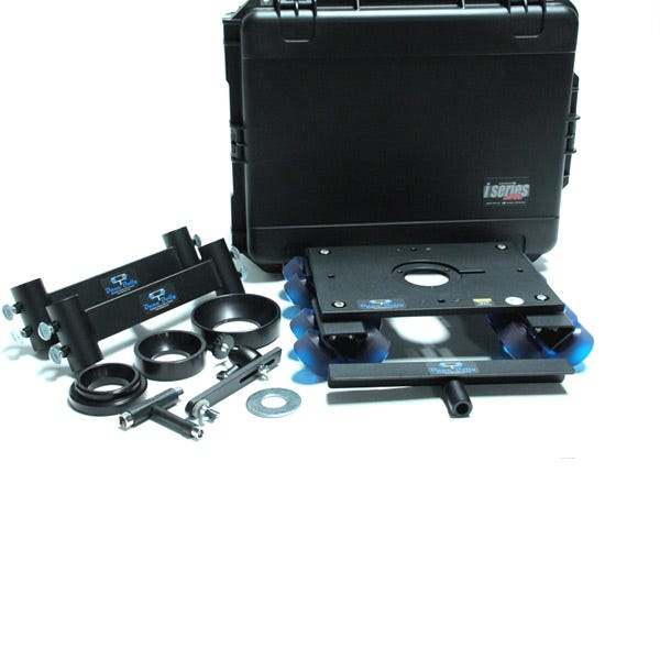 "Dana Dolly Portable Camera Dolly System - Complete ""Rental"" Kit w/ Custom Case"