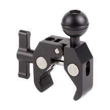 Wooden Camera Ultra Arm Ball w/ Super Clamp