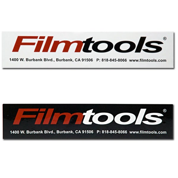 Filmtools Decal Sticker