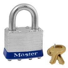 Master Lock 1D Padlock - Keyed (HW143)