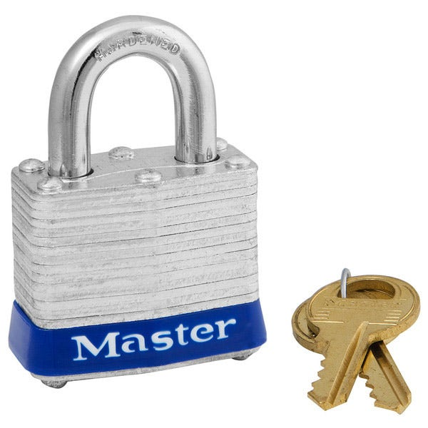 Master Lock HW137 3D Padlock - Keyed
