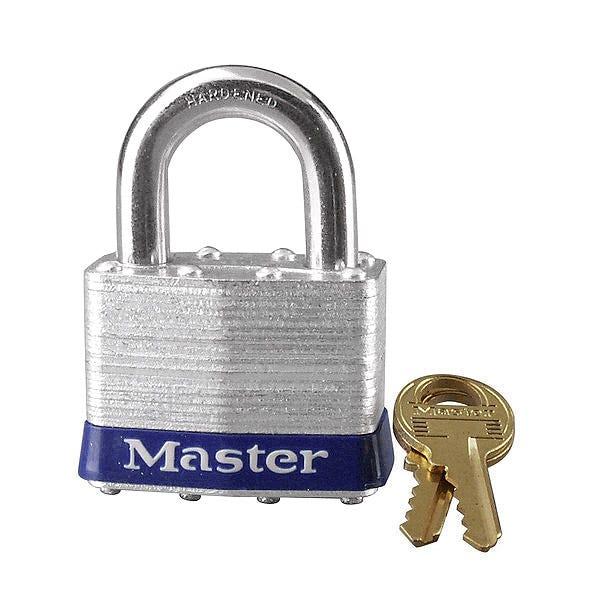 Master Lock HW138 5D Keyed Padlock