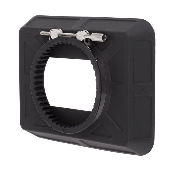 """Wooden Camera 2-Stage Clamp-On 4 x 5.65"""" Zip Box for 80-85mm Outer-Diameter Lenses"""