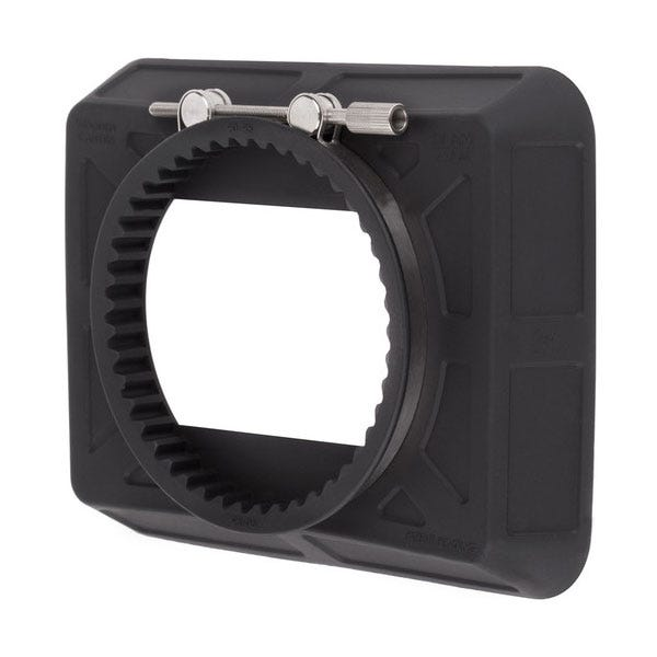 "Wooden Camera 2-Stage Clamp-On 4 x 5.65"" Zip Box for 90-95mm Outer-Diameter Lenses"