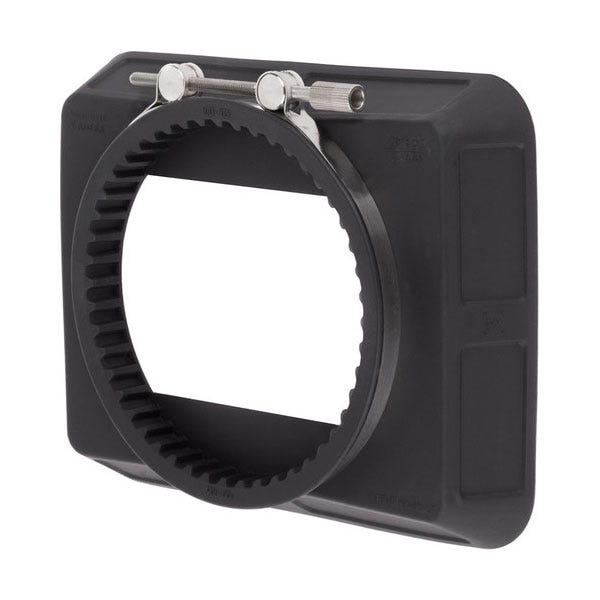 "Wooden Camera 2-Stage Clamp-On 4 x 5.65"" Zip Box for 100-105mm Outer-Diameter Lenses"