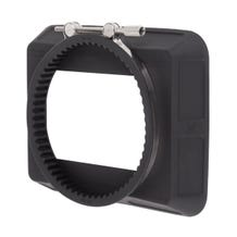 """Wooden Camera 2-Stage Clamp-On 4 x 5.65"""" Zip Box for 110-115mm Outer-Diameter Lenses"""