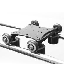 RigWheels Rail Dolly