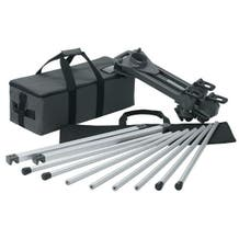 Libec Track Rail System with Dolly and Transport Case